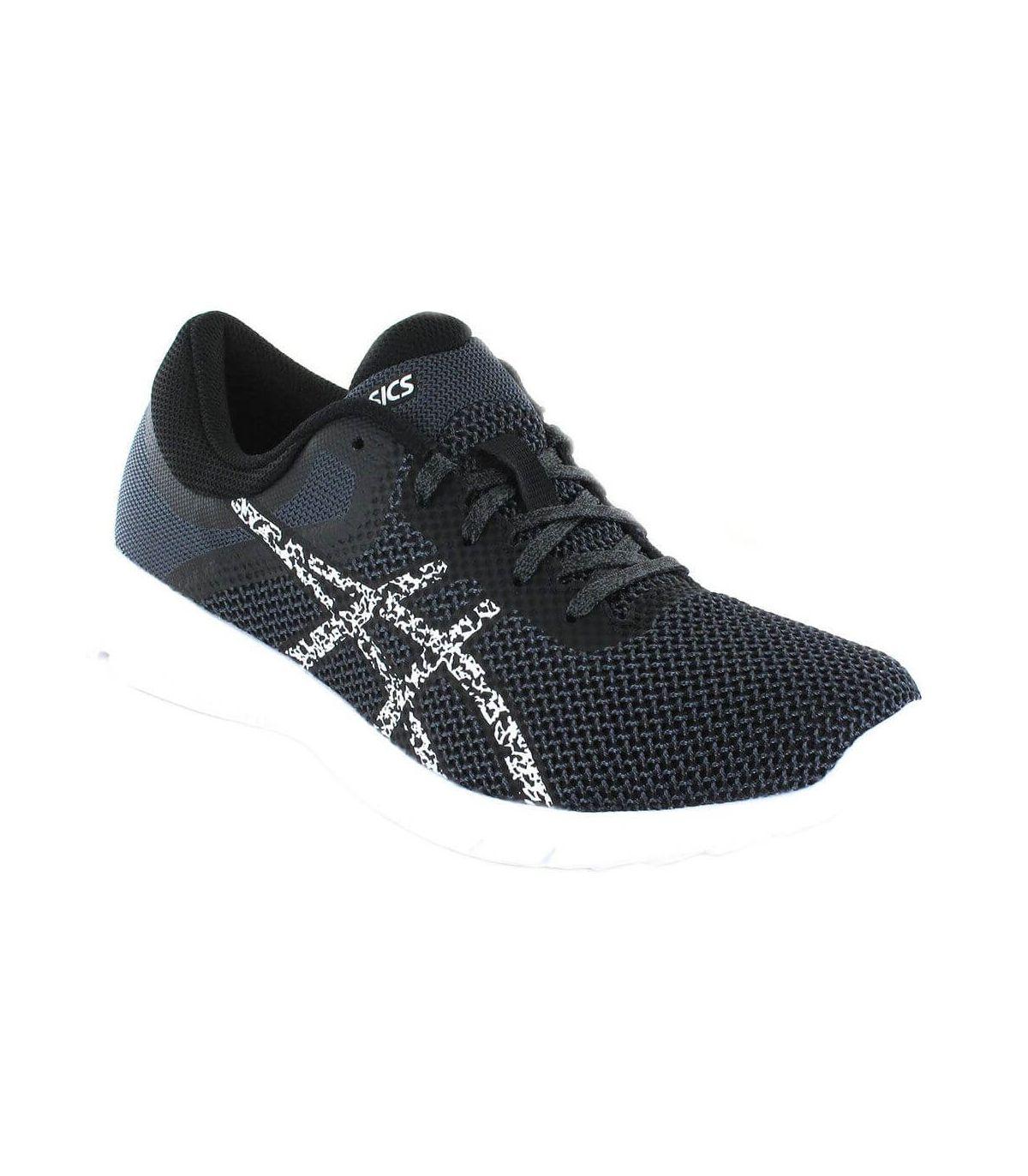 Asics Nitrofuze 2 W Asics Zapatillas Running Mujer Zapatillas Running Tallas: 38, 39,5, 40, 40,5, 41,5; Color: negro