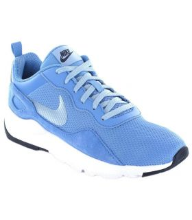 Nike LD Runner GS Nike Calzado Casual Junior Lifestyle Tallas: 37,5, 38, 38,5; Color: azul