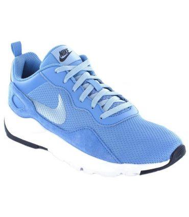 Nike LD Runner GS Nike Calzado Casual Junior Lifestyle Tallas: 37,5, 38, 38,5; Color: azul