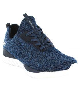 Skechers Matrixx Azul - Calzado Casual Mujer - Skechers azul marino 36, 40, 41, 38