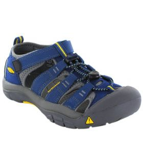 Keen Junior Newport H2 Azul Sandalias / Chancletas Junior
