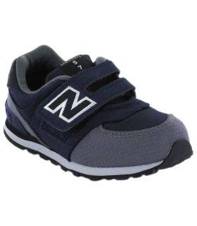 New Balance KV574QWI - Calzado Casual Baby - New Balance azul 22.5