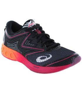 Asics Noosa FF W Negro - Zapatillas Running Mujer - Asics negro 38, 39, 39,5, 40, 40,5