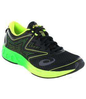 Asics Noosa FF Negro - Zapatillas Running Hombre - Asics negro 41,5, 42,5, 43,5, 44, 44,5