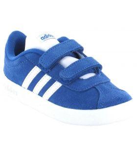 Adidas VL Court 2.0 CMF I Azul