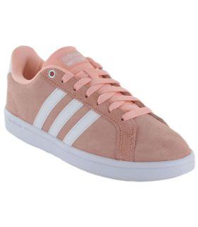 Adidas Cloudfoam Advantage W Rosa - Calzado Casual Mujer - Adidas rosa 38 2/3, 40, 40 2/3