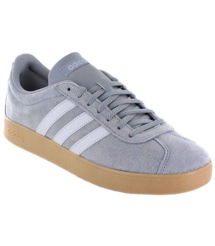 adidas vl court 2.0 grigio