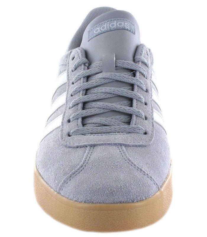 lowest price 8f1e7 aa752 Adidas VL Court 2.0 Grey