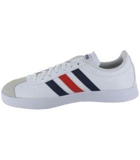 Adidas VL Court 2.0 Blanco - Calzado Casual Hombre - Adidas blanco 44 2/3, 46