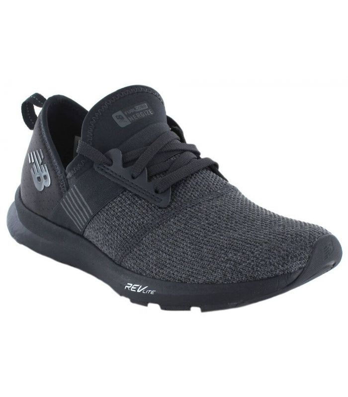 New Balance WXNRGBH FuelCore Nergize Calzado Casual Mujer Lifestyle Tallas: 39, 40, 37; Color: negro
