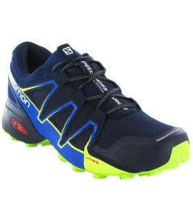 Salomon Speedcross Vario 2 Azul Salomon Zapatillas Trail Running Hombre Zapatillas Trail Running Tallas: 46 2/3; Color: