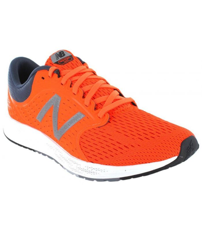 New Balance Fresh Foam Zante v4 - Zapatillas Running Hombre - New Balance naranja 41,5