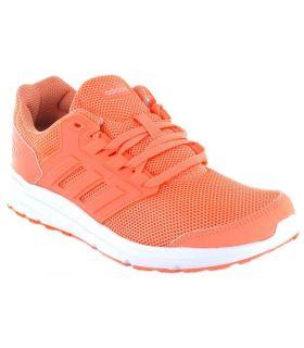 Adidas Galaxy 4 W Adidas Zapatillas Running Mujer Zapatillas Running Tallas: 38 2/3, 39 1/3; Color: naranja