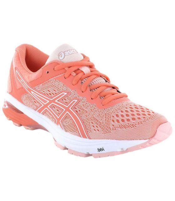 Asics Gel GT1000 6 W Asics Zapatillas Running Mujer Zapatillas Running Tallas: 38, 39, 39,5, 40, 40,5; Color: naranja
