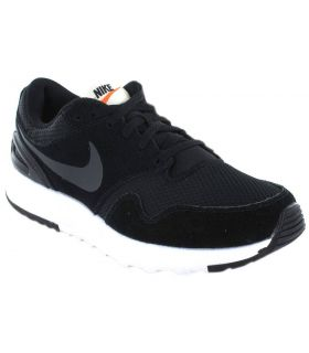 Nike Vibbena GS Nike Calzado Casual Junior Lifestyle Tallas: 36, 36,5, 37,5, 38, 38,5, 39, 40, 35,5; Color: negro
