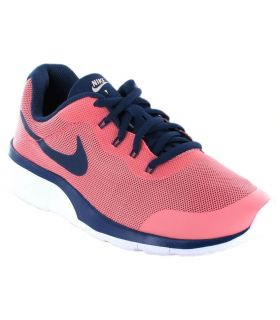 Nike Tanjun Racer GS Nike Calzado Casual Junior Lifestyle Tallas: 36,5, 37,5, 38, 38,5; Color: rosa