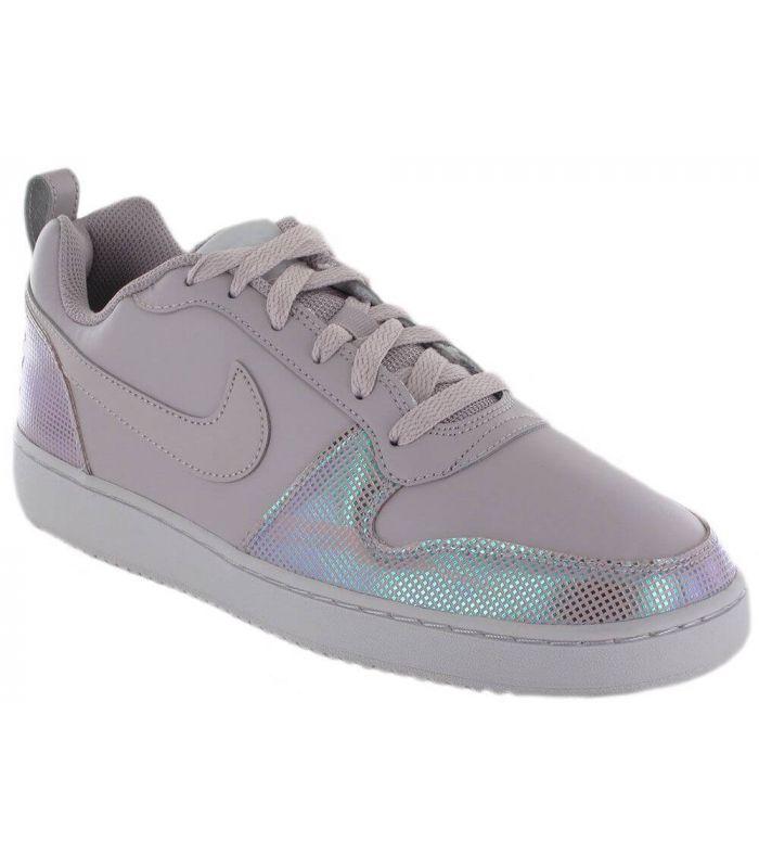 Nike Court Borough SE Nike Calzado Casual Mujer Lifestyle Tallas: 37,5, 38, 38,5, 39, 40, 40,5; Color: morado