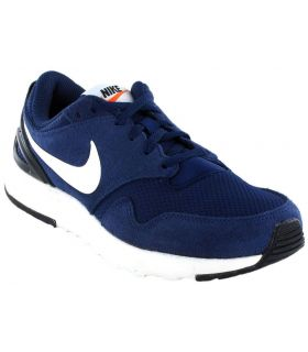 Nike Vibbena GS Azul Nike Calzado Casual Junior Lifestyle Tallas: 35,5, 36, 36,5, 37,5, 38, 38,5, 39, 40; Color: azul