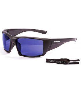 Ocean Aruba Matte Black / Revo Blue