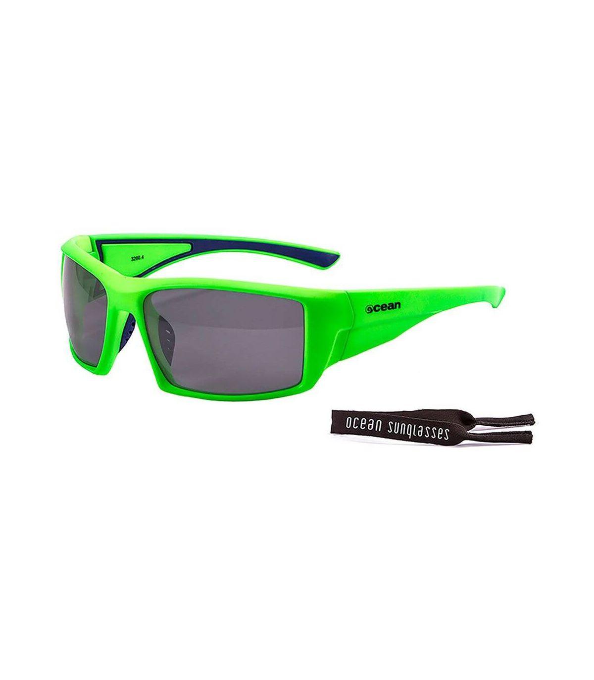 Ocean Aruba Mate Green / Smoke Ocean Sunglasses Gafas de sol Running Running Color: verde