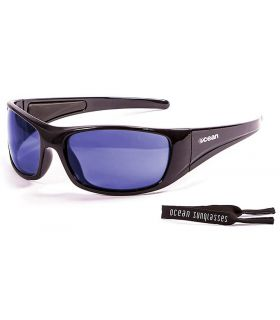 Ocean Bermuda Shiny Black / Revo Blue