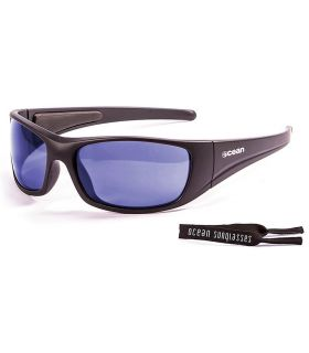 Ocean Bermuda Matte Black / Revo Blue