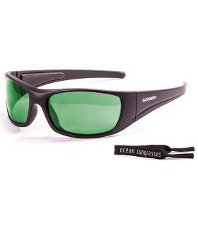 Ocean Bermuda Matte Black / Revo Green