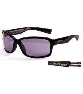 Ocean Venezia Mate Black / Smoke Ocean Sunglasses Gafas de sol Running Running Color: negro