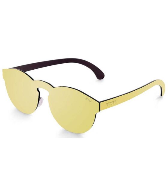Ocean Long Beach 22.5N Ocean Sunglasses Gafas de Sol Lifestyle Lifestyle Color: amarillo