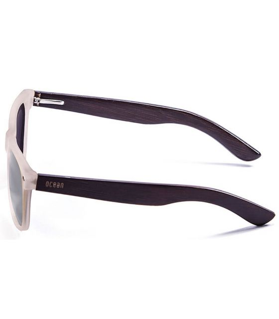 Ocean Beach Wood 50010.6 Ocean Sunglasses Gafas de Sol Lifestyle Lifestyle Color: marron