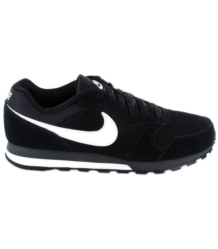 Nike MD Runner 2 Negro Tallas 44,5 Color Negro