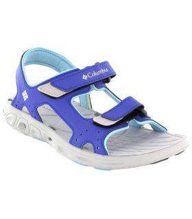 Columbia Techsun Vent Jr Purple Tienda Sandalias / Chancletas