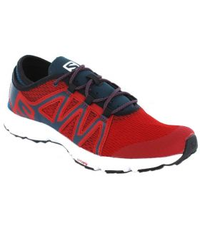 Salomon Crossamphibian Swift - Zapatillas Running Hombre - Salomon rojo 44, 44 2/3