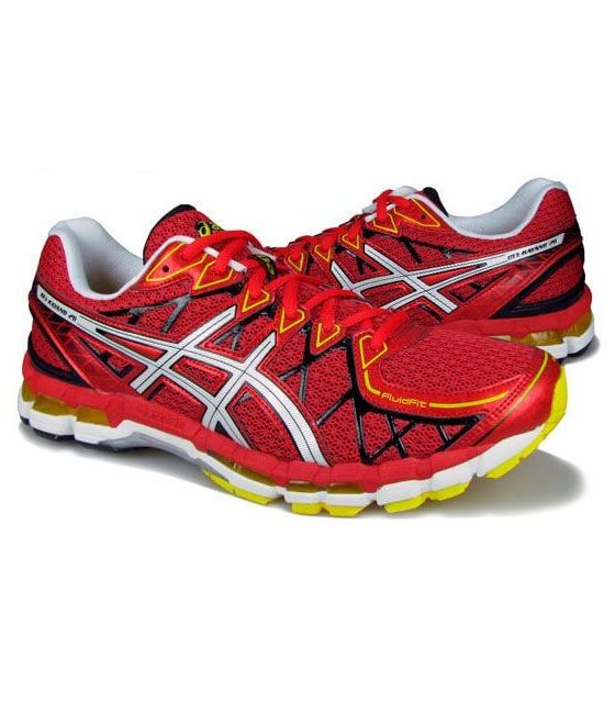 asics gel kayano 20 rouge