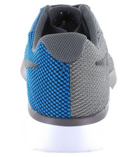 Shoes Lifestyle Nike Tanjun Racer Grey-Blue for men feature a design soft  and breathable that offers greater all-day comfort with a style perfect for  the ... 53c0b9fadf3