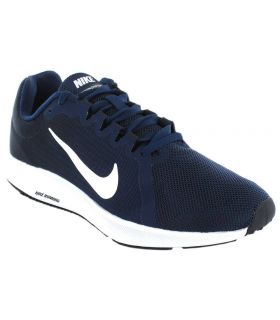 Nike Downshifter 8 400 Nike Zapatillas Running Hombre Zapatillas Running Tallas: 42, 44,5, 45; Color: azul marino