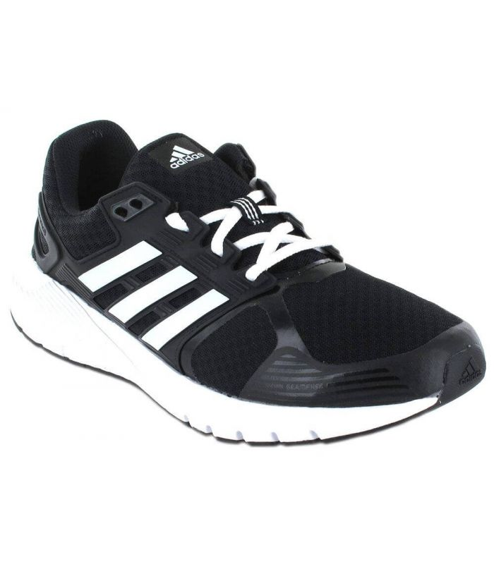 new style a7882 37b3f Adidas Duramo 8 Black