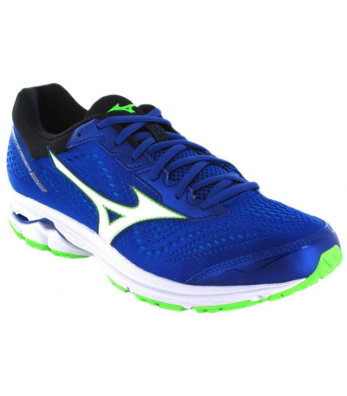 2c1bbad4f16 Running Shoes Mizuno Wave Rider 22 Blue