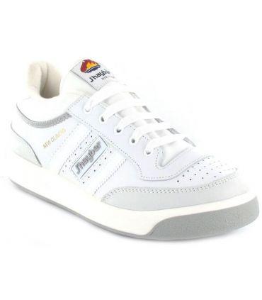 Jhayber New Olimpo Calzado Walking caballero Walking Tallas: 41, 42, 43, 44, 45, 46, 39, 40; Color: blanco