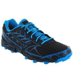 Mizuno Wave Hayate 4 Azul - Zapatillas Trail Running Hombre - Mizuno azul 41, 44, 46