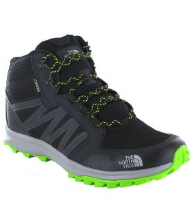 The North Face Litewave Fastpack Mid GTX - Botas de Montaña Hombre - The North Face negro