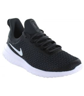 Nike Renew Rival GS Nike Calzado Casual Junior Lifestyle Tallas: 36,5, 37,5, 38, 38,5, 40; Color: negro