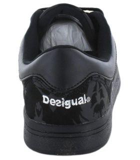 Desigual Court Velvet - Calzado Casual Mujer - Desigual negro 39