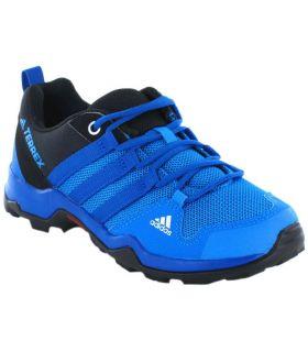 Adidas AX2R K Azul Zapatillas Trekking Niño Calzado Montaña