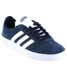 Adidas VL Court 2.0 Navy - Calzado Casual Hombre - Adidas azul 42, 42 2/3, 43 1/3, 44, 44