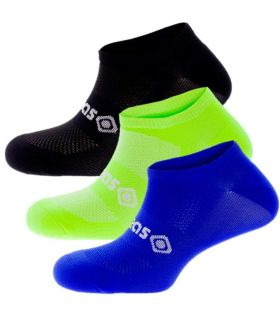 Izas Calcetines Argel Pack Calcetines Running Zapatillas