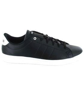 Adidas Advantage Clean QT - Calzado Casual Mujer - Adidas negro 38 2/3, 39 1/3, 40, 40