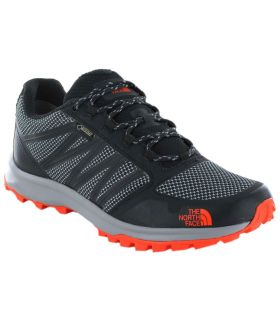 The North Face Litewave Fastpack GTX Graphic Naranja Zapatillas