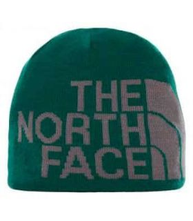 The North Face Gorro Reversible Banner Verde