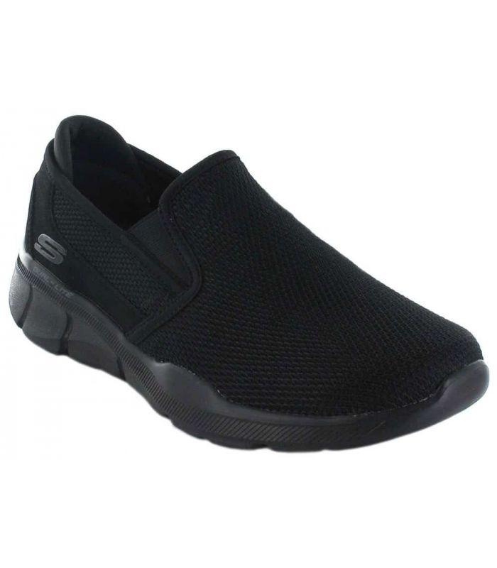 Skechers Sumnin Skechers Calzado Casual Hombre Lifestyle Tallas: 41, 45, 42; Color: negro